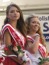 Beauty pageant winner
