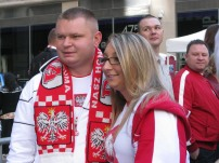 October 5, 2014: Parade spectators