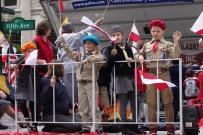 October 4, 2015: Parade floats
