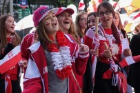 October 4, 2015: Polish students
